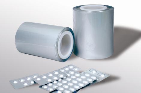 冷冲压成型固体药用复合硬片