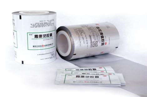 SP药用复合膜、袋