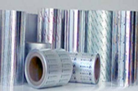 阻隔PTP铝箔